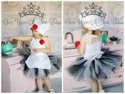 baker halloween costume little baker tutu dress birthday halloween