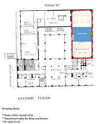 Floor Plan Wedding Reception Weddings The Cactus Hotelthe Cactus Hotel