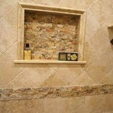 travertine bathroom designs master bathroom chiseled travertine shower http aaprestigestone