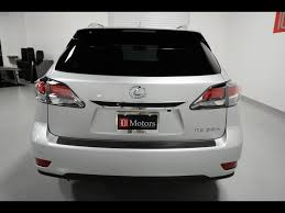 2013 lexus rx 350 for sale in tempe az stock 10036