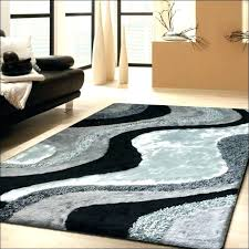 charming round fur rug classic brown bear round faux fur rug