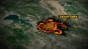 California Wildfire Dateline by California Wildfire Scorches 96 Square Miles Nbc News