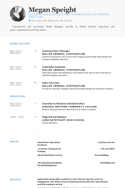 Restaurant Assistant Manager Resume Sample by Store Manager Resume Samples Visualcv Resume Samples Database
