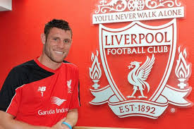 Liverpool Trophy Cabinet James Milner Ready To Lead Liverpool To A U0027 U0027trophy Cabinet Full Of