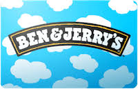 Ben And Jerry S Gift Card - buy discount food beverage gift cards abc gift cards