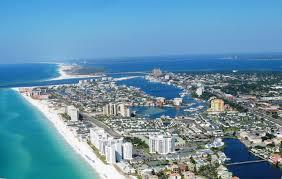 Destin Beach Florida Map by The Amazing City Of Destin Fl Http Www Destinrentalplaces Com