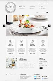 244 best restaurant websites images on pinterest design web
