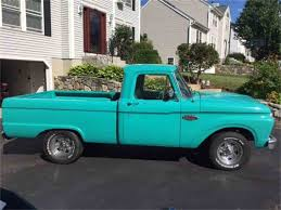 1966 ford f100 for sale on classiccars com 16 available