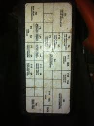 2002 ford ranger 3 0 fuse box diagram 2002 ford ranger relay
