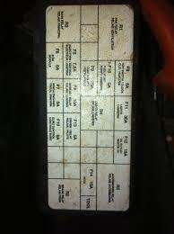 2002 ford ranger 3 0 fuse box diagram 2002 ford ranger relay