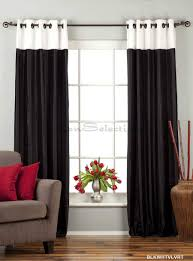 White And Black Damask Curtains Black And White Curtain Panels Vintage Shower Curtains Black And