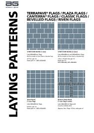Patio Slab Patterns Plaza Block Paving Acheson Glover Professional