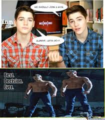 Teen Wolf Meme - and that s when jack and finn joined teen wolf by kylie carroll 94