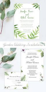 garden wedding invitations 30 garden wedding ideas for 2017 elegantweddinginvites