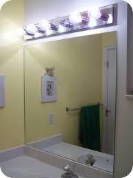 frameless bathroom mirror sensational large mirrors for bathrooms