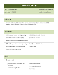 Resume Writing Certification Online by Examples Of Resumes Resume Visual Professional Cv Template