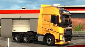 my volvo website euro truck simulator 2 volvo fh picking up a trailer youtube