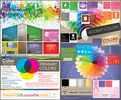 Meaning Of Color by The Secret World Around You Brilliant Infographic Reveals The