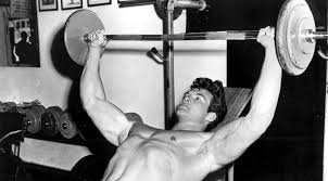 Heaviest Ever Bench Press Best Workout Ever Chest By Steve Reeves Muscle U0026 Fitness