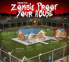 Zombie House Diary Of A Real Zombie Zombie Proof House
