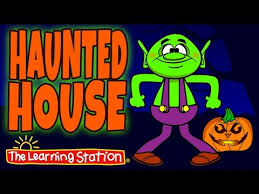Youtube Halloween Crafts - haunted house halloween songs for children u0026 kids halloween
