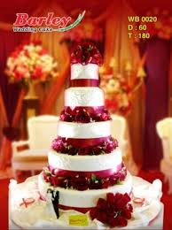 wedding cake harga barley bakery n cake wedding birthday cake jakarta