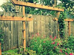 garden trellises ideas home outdoor decoration