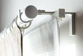 Curtains Without Rods How To Hang Curtains From Ceiling Without Drilling Holes Putting