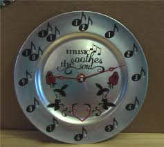 themed clock project center themed wall clock