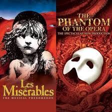 production san francisco miserables the phantom of the opera returning to san francisco