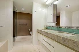 Bathroom With Two Separate Vanities by Inside The Most Luxurious Penthouse Apartments On Sale In