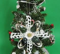 beautiful shell ornament or gift tag not only for buy