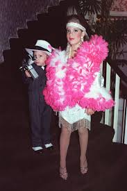 throwback celebrity photos from halloween