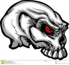 cartoon skull image vector stock photos image 15978843