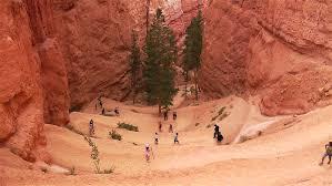 Utah the travelers images Bryce canyon utah august 7 travelers from around the world visit jpg