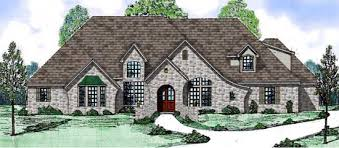 french country style house plans plan 3 194