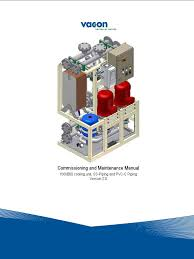 vacon nxp hxm300 cooling unit installation manual switch valve