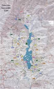 Argonne National Laboratory Map Priest Lake Idaho Snowmobile Trail Map So Much To Do