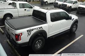 Ford Raptor Truck Decals - amazon com ford raptor 2017 exterior graphics kit decal sticker