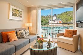 in suite about the viking longship idun viking river cruises