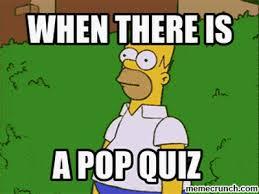Quiz Meme - quiz
