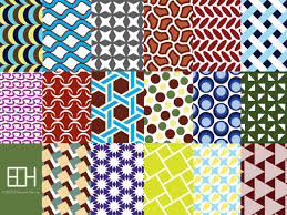 wrapping paper symmetry groups wrapping paper maths gear mathematical