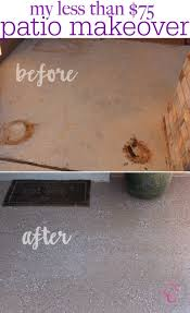 How To Paint Outdoor Concrete Patio Best 25 Front Porch Makeover Ideas On Pinterest Porch Makeover