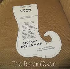 sewing patterns christmas elf diy christmas stockings burlap elf stockings holiday decor series