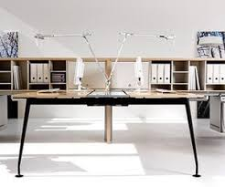 Modern Partners Desk Viktor Partners Desk From Ivm Livemodern Your Best Modern Home