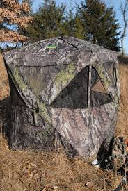 Primos Ground Max Hunting Blind Primos The Club Xl Ground Blind Review Hunting And Conservation News