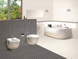 bathroom tile ideas white black and white bathroom tile ideas u2013 aneilve