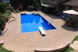 Composite Patio Pavers by Paver Patio Around Pool A Cut Above Landscaping U2013 Monroe New