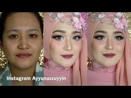 tutorial makeup natural hijab pesta 9 best inivindy images on pinterest hijab styles hijab tutorial