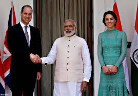 modi dress two different looks for the duchess on day 3 of the royal